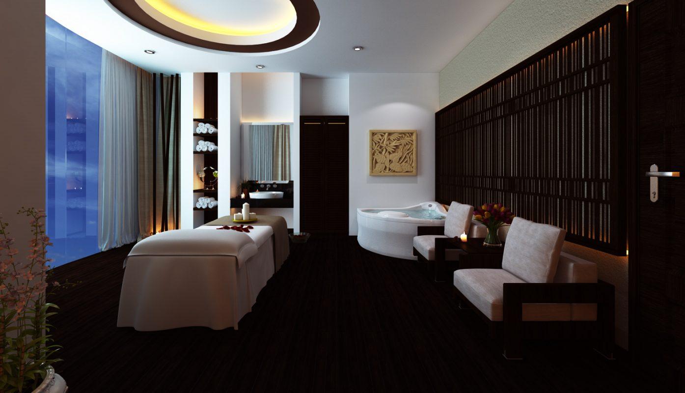 Phong massage Vip dac biet tang 5 view 01 1395x800 - Thiết kế Massage Valentine tại Q5. Spa dành cho Nam