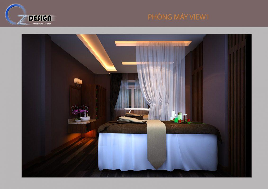 13 1 1132x800 - Thiết kế spa Tây Ninh phong cách tân cổ điển