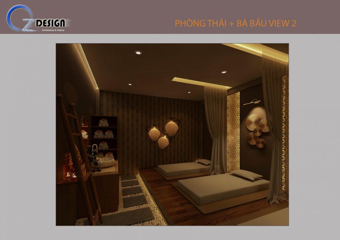 18 1132x800 - Thiết kế spa Tây Ninh phong cách tân cổ điển
