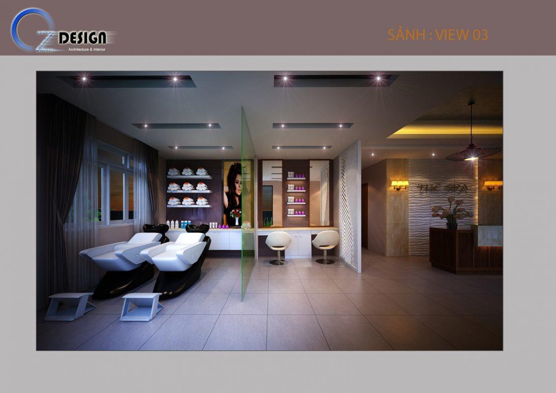3 3 1132x800 - Thiết kế spa Tây Ninh phong cách tân cổ điển