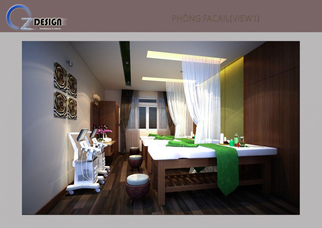 8 3 1132x800 - Thiết kế spa Tây Ninh phong cách tân cổ điển