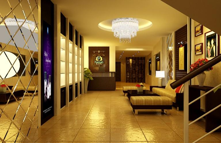 3 - Lựa chọn ghế sofa trong thiết kế nội thất spa