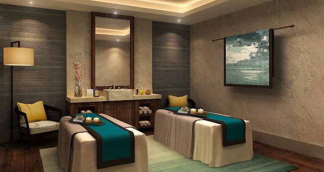 bo tri do noi that phu hop voi - Đơn vị thiết kế spa tại Đà Nẵng chuyên nghiệp
