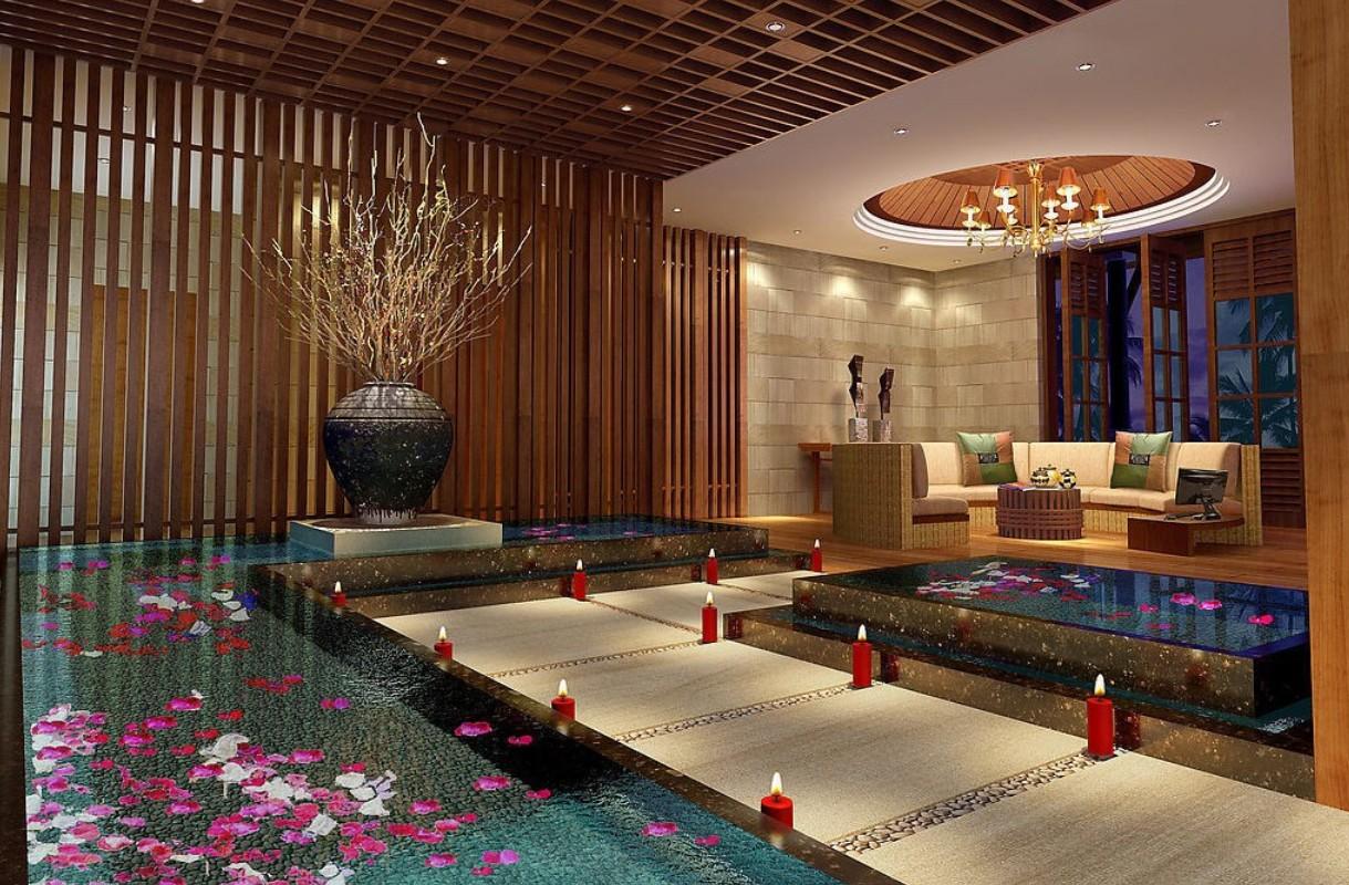 thiet ke noi that spa - Thi công spa tại Phan Thiết uy tín và chuyên nghiệp