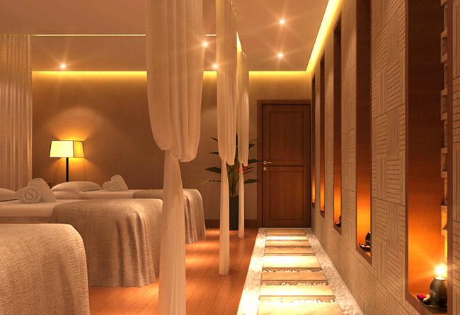 9 - Hiệu quả của thiết kế thi công spa cho resort