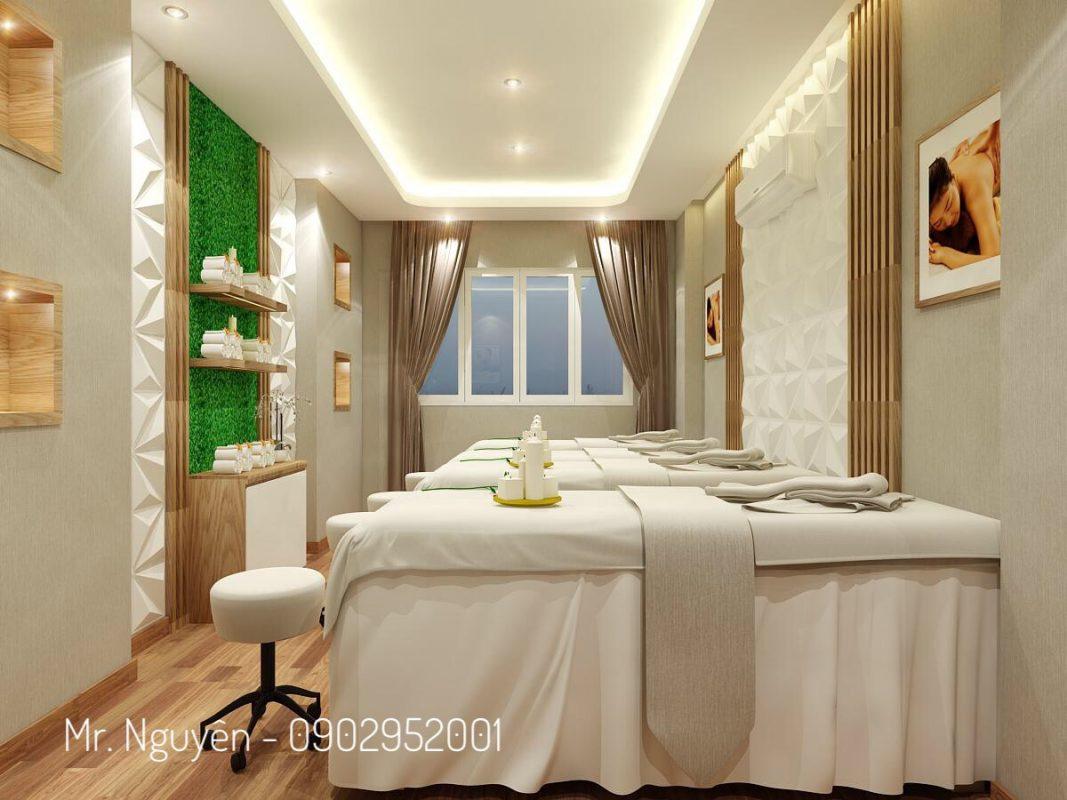 thiet ke spa mini 1067x800 - Thiết kế spa tại Phan Thiết độc đáo chuyên nghiệp